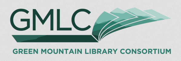 GMLC logo with the group's name and an poen book