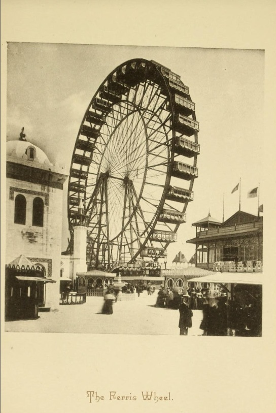 original ferris wheel - from the Open Library