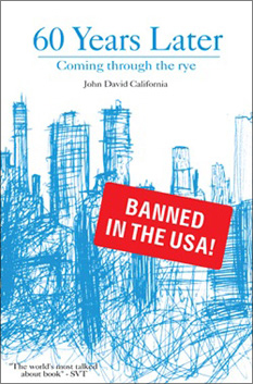 salinger's 60 years later, banned in the US